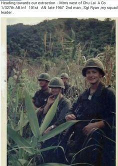 Vietnam War: late 1967