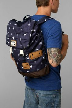 73f24ef6d1 Urban Outfitters Backpack in Blue for Men (NAVY) - Lyst Burton Tinder