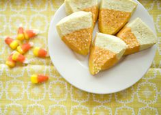 candy corn cookie recipe