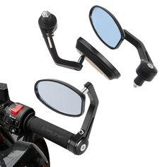 Importance Of Rearview Mirror In Motorcycle During Riding  Mirrors are the essential component of your bike, stand the stock mirrors for a plenty of aftermarket motorcycle mirrors available to meet the safety requirements as well as to provide the style you seek. The universal motorcycle mirrors are designed to give your bike a fresh and custom look.