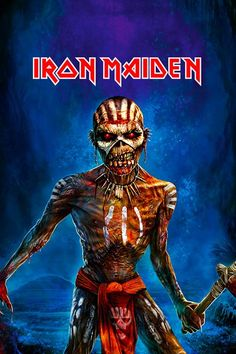 Iron Maiden - The Book Souls (Eddie)