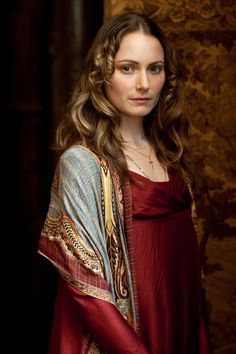 "Anna Madeley as Mariana Belcombe in ""The Secret Diaries of Miss Anne Lister"" BBC telemovie 2010"