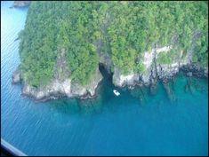 Aerial view. Martinique
