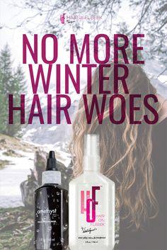 Winter Hair Woes