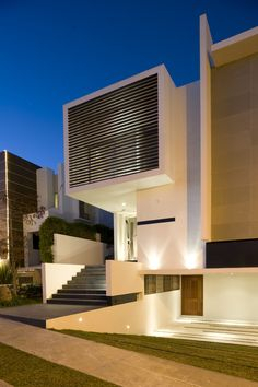 HG House by Ricardo Agraz, via Behance