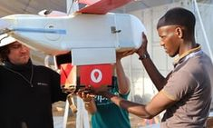 "An ingenious drone delivery service known as ""Uber for blood"" has slashed the delivery time of life-saving medicine to remote regions of Rwanda from four hours to an average of half an hour. (NOTE we covered this service in news as it was getting started a year or two ago.)"