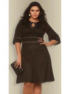 Vestido plus size Marieta por R$ 269,00 / Foto divulgação