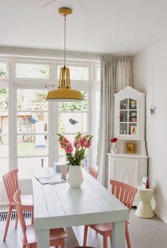 Vivan las sillas ROSAS de la colección Brakig de Ikea!