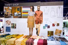 Shirt Jackets, Pencil Skirts & Oversized Coats - thrift shop spring trend - Stylishlyme