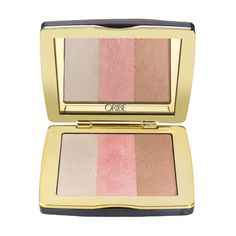 Oribe Illuminating Face Palettes in Sunlit and Moonlit
