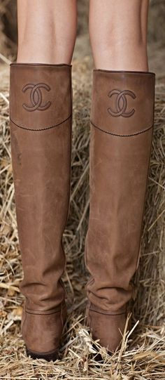 Cowgirl Chic ~ Chanel