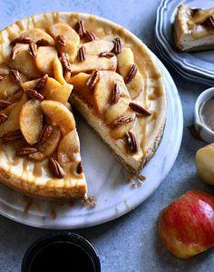 Apple Cheesecake (@tutti_dolci)