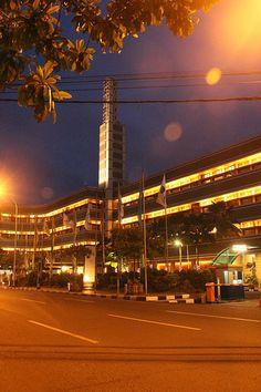 Savoy Homann hotel Bandung, Indonesia (2004)
