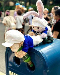 もうちょっとっ! コスチューム作成 @coly.coly.coly #YamatoStyle #ダッフィー #ステラルー #いっしょだといいことありそう #ダッフィーのお仕% Disney S, Disney Love, Disney Parks, Duffy The Disney Bear, Tokyo Disney Resort, My Room, Disneyland, Dog Lovers, Snowman