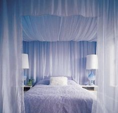 Dream bedrooms, so sexy and romantic