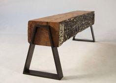 Marvelous Dovetail Bench