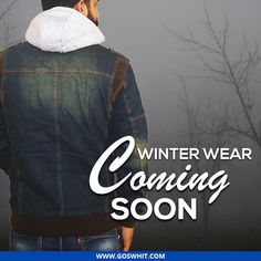 Bundle up with wicked style this winter with our Descendants Winter Style Series! Winter wear coming soon. Stay Tuned!  #Winterwear #Jackets #Apparels #MenStyle #MenWear
