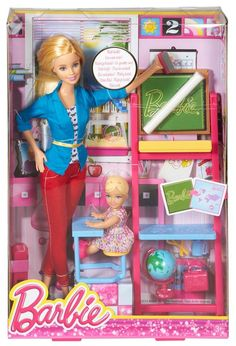 Shop for Barbie dolls and toys and find fab fashions, playsets and fashion dolls. Browse Barbie dolls and toys sparkling with pinktastic fun in the Barbie toys collection including dollhouses, Barbie& Dreamhouse, fashions and doll accessories. Barbie Dolls Diy, Barbie Doll House, Barbie Toys, Barbie Dream, Little Girl Toys, Baby Girl Toys, Toys For Girls, Princess Toys, Barbie Princess