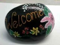 """Welcome"" rock"