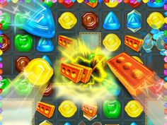 Big Fish's Addictive Gummy Drop Game is now available for PC! - Review by The Rebel Chick! #GummyDrop
