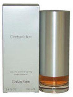 Calvin Klein Contradiction 3.4 oz Womens Perfume NIB !!