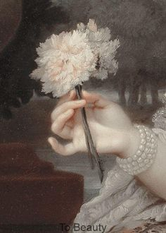 Maria Luisa de Parma, Anton Raphael Mengs (detail) - To Beauty Classic Paintings, Classic Art, Art Painting, Aesthetic Painting, Detail Art, Renaissance Art, Victorian Art, Painting, Aesthetic Art