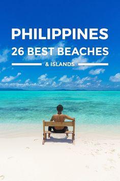 Philippines – 26 Most Beautiful Beaches