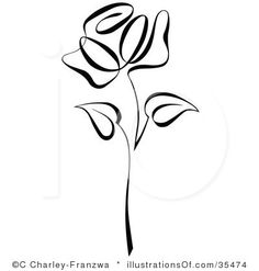 rose clipart - Google Search