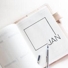 Afbeeldingsresultaat voor geometric bullet journal design inspo