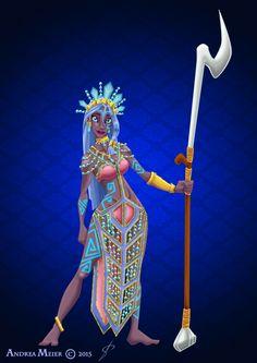 Royal Jewels Dress Edition: KIDA by MissMikopete on DeviantArt Kida Disney, Arte Disney, Disney Love, Disney Princess Fashion, Disney Princess Art, Disney Fan Art, Disney Animated Movies, Disney Films, Disney And Dreamworks