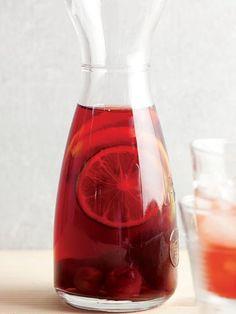Meyveli soğuk çay Tarifi - İçecekler Yemekleri - Yemek Tarifleri