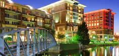 Money Crashers has named Greenville SC one of the 10 Best American Vacation Towns to live in year-round! // yeahTHATgreenville