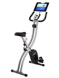 Innova XB350 Folding Upright Bike with iPad/Android Tablet Holder *** Find out more about the great product at the image link.