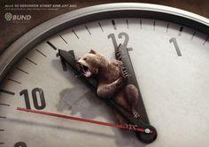 tolle Kampagne von Scholz & Friends für den BUND