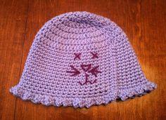 Crocheting: Cat hat
