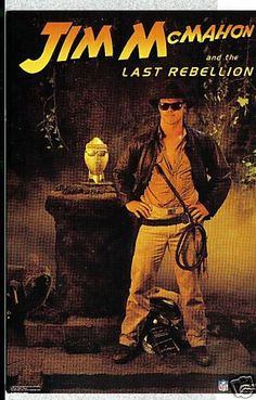 Jim McMahon. Design by the Costacos Brothers.