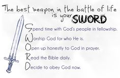 Great for Armor of God