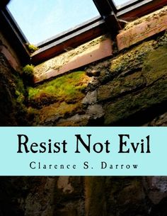 Resist Not Evil by Clarence S. Book Recommendations, Large Prints, Venus, Books To Read, Recommended Books, French, Future, Amazon, Future Tense