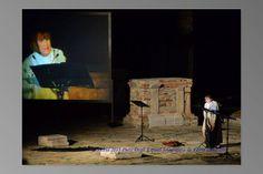 "Veleia, Festival di Teatro Antico 2013, Piera Degli Esposti in ""Regine D'Oriente"" - Foto Fabio Lunardini"