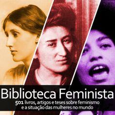 Biblioteca Feminista: livros, artigos e teses sobre as mulheres | História Hoje