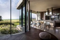 The W.I.N.D. House by UNStudio (8)