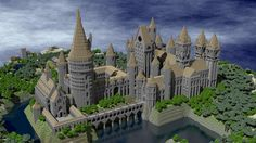 top minecraft creations | This is one you have to see in game to see how awesome and cool it is ...