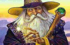 Merlin is best known as the mighty wizard featured in Arthurian legend. Saint Germain, Mago Merlin, Merlin Merlin, Fairy Land, Fairy Tales, The Magicians, Merlin The Magician, Santa Sara, Fantasy Wizard