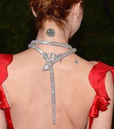 adore back necklaces