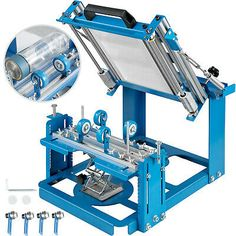 Equipment Commercial Screen Printing Equipment for sale Screen Printing Press, Screen Printing Machine, Screen Printer, Rotary, Silk Screen Machine, Press Machine, Mesh Screen, Steel Plate, Drafting Desk