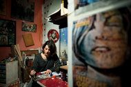 Street Artist Takes Her Work to New Dimensions - Alice Pasquini