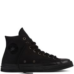 detailed look 75e65 a57e3 Chuck Taylor All Star  70 Black Monochrome black monochrome Converse  Träningsskor, Chuck Taylors,