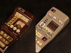 Star Trek Steampunk Tricorder