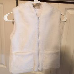 Kids furry bunny vest Very cute Jackets & Coats