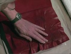 A Decorative Leather Covering Technique, DVD | RIT Press